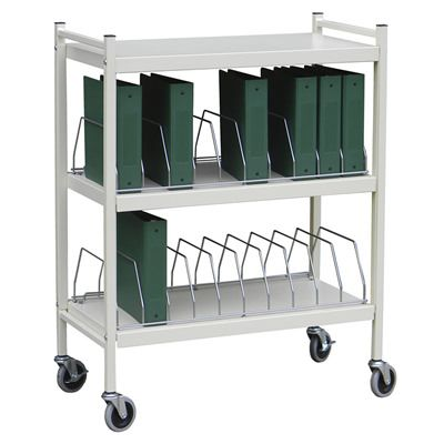Medical Binder Carts