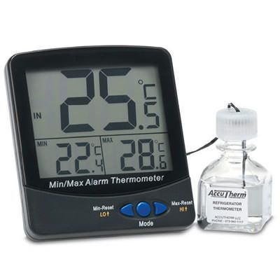 Thermometers & Diff Counters